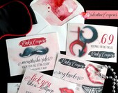Cheap Valentine Gift, Love & Sex coupons, inexpensive gift, budget gift for man, him, woman, her, sexy coupons under 25, Kinky Sex voucher