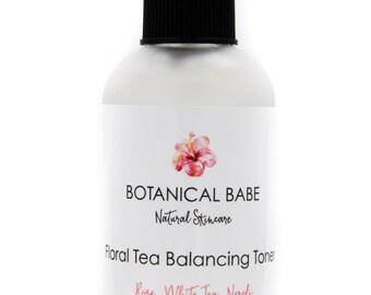 Floral Tea Balancing Toner