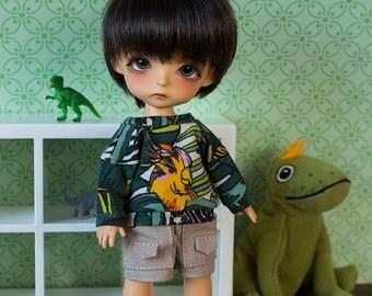 Jungle Bird - Sweater for PukiFee / Lati-Y