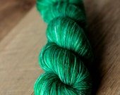 """Sock Yarn Single - 100% SW Merino - Holiday - """"That-sporting-event-that-cannot-be-name Sunday"""""""
