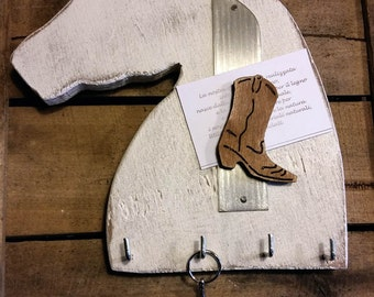 Keyhanger Horse Head with magnet