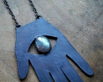 Hamsa Protection Amulet