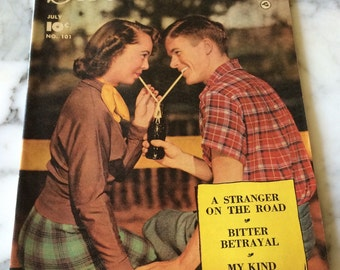 Sweethearts Magazines - February and July 1951 Issues