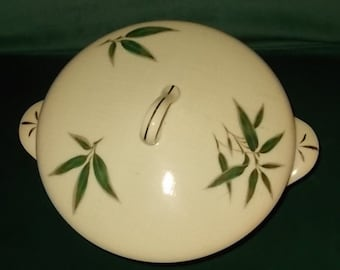 Nunome Willow Covered Casserole Serving Bowl Nunome Willow Serving Dish Made In Japan Vintage Porcelain Dinnerware