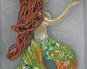 Inspirational Mermaid Ornament  7