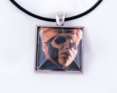 Papa Emeritus III from Ghost necklace pendant