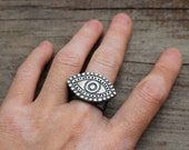 Visionary Eye ring