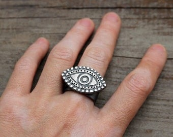 Visionary Eye ring