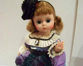 Little Miss Godey Madame Alexander 8 inch doll
