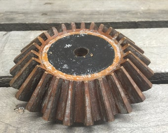 Small Gear Foundry Mold