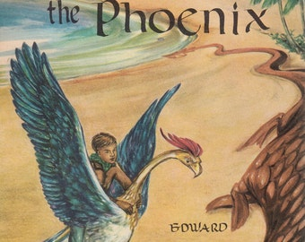 David and the Phoenix by Edward Ormondroyd, illustrated by Joan Raysor