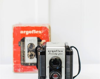 Vintage Argoflex Seventy Five Medium Format Camera