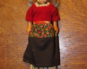 Miniature Dutch Doll