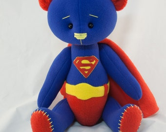 Big Superman bear