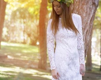 Ivory Wedding Dress Beach Wedding Dress By Suzannamdesigns