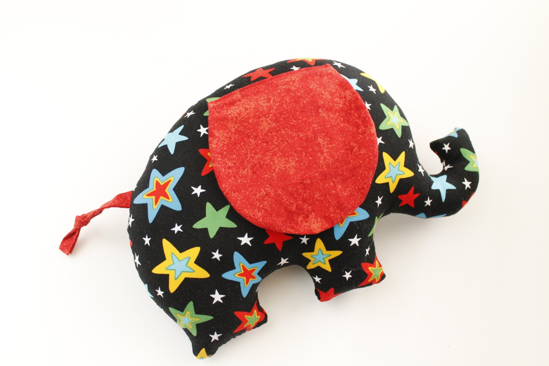 Elephant sewing pattern for beginner sewist jeuxipadfo Gallery