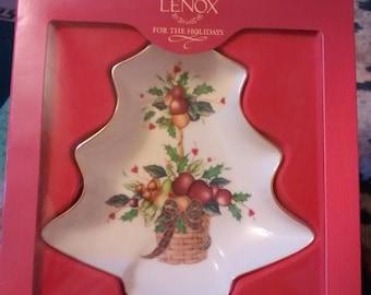 Lenox Candy Dish...Original Box  Never Used