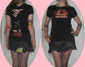 Amon Amarth tshirt. Viking metal