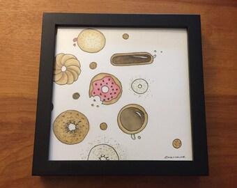 Donuts 2 - Print
