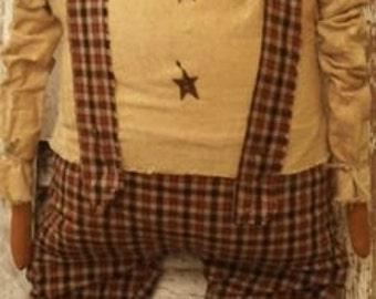 CEDRIC PUMPKIN PATTERN #77