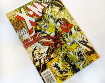 X-Men (1993) #19 by Fabian Nicieza (Author), Andy Kubert (Illustrator)