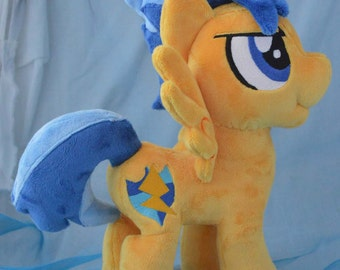 "MY LITTLE PONY Friendship is Magic 12"" Tall Minky Custom Plush - Choose Your Pony!"