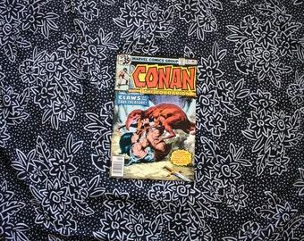 Conan The Barbarian #95 Vintage Marvel Comic Book. 1978 Barbarian Fantasy Bronze Age Comic. 70s Conan The Barbarian Comic