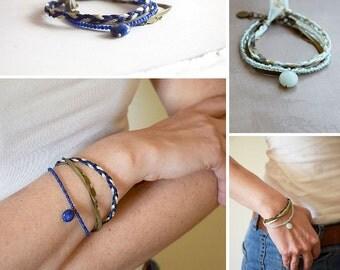 Bracelet row Dolce Vita