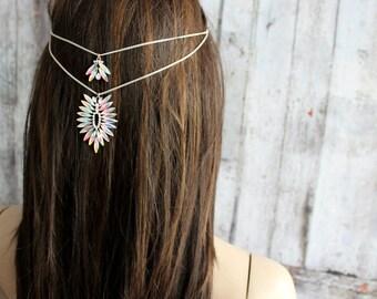 Wedding Hair accessories, wedding headband, wedding hair jewelry, wedding head chain, wedding hair accessories, wedding jewelry