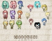 Vocaloid ボーカロイド Inspired Digital File