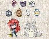 Ghibli 株式会社スタジオジブリ Inspired Digital File