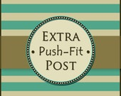 Add an Extra Push-fit Post