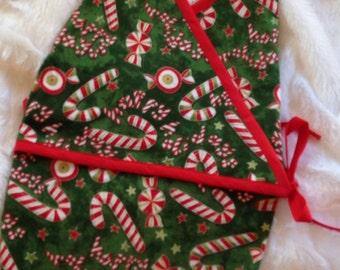 Candy Cane Blanket Etsy
