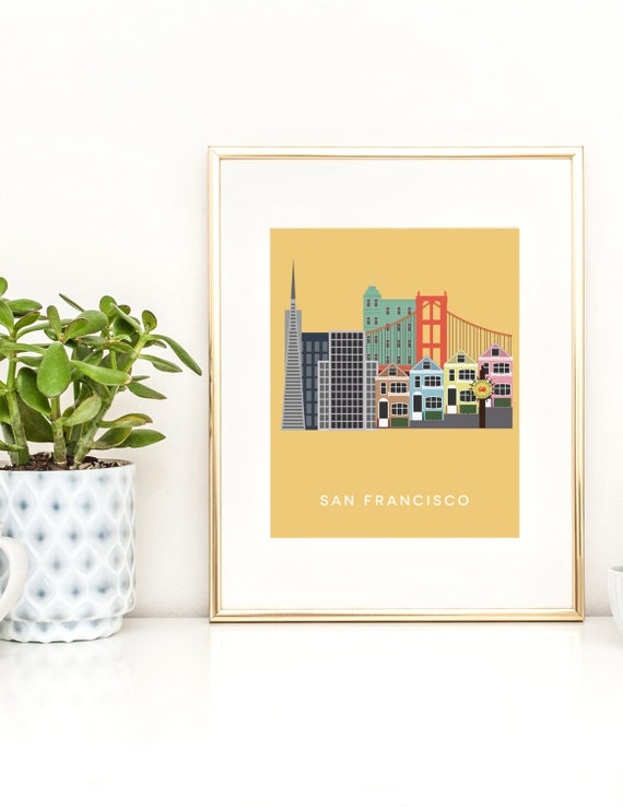 Pretty Wall Art San Francisco Pictures Inspiration - Wall Art Design ...