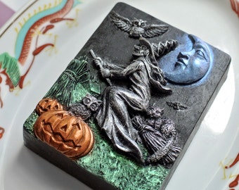 Witch Soap - A Halloween Soap