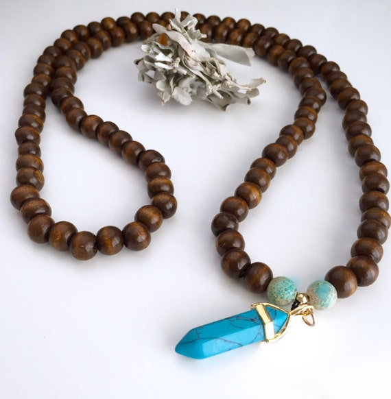 Anti Anxiety Stone Necklace Anti Anxiety Jewelry Etsy