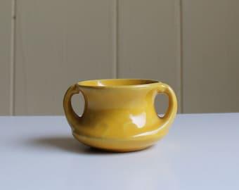 Vintage miniature ceramic pitcher 1960s
