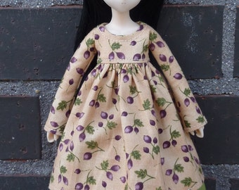 Azone doll dress and underskirt, body pure neemo XS.