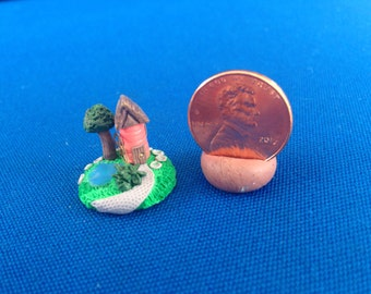Micro Miniature Cottage