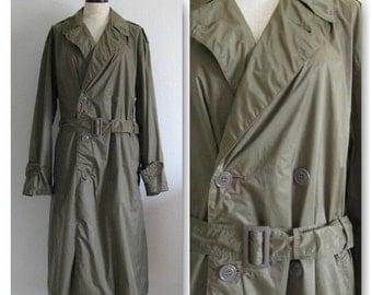 Military raincoat   Etsy
