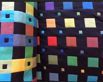 Mid Century Modern Look Fabric
