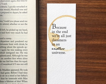 Paper Bookmark, Gift for Readers, Unique Bookmarks, Book Lover Gift, Unique Bookmark, Unique gift, Handmade bookmark