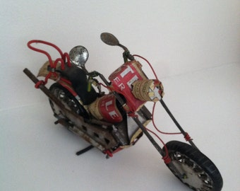 Tin Art Chopper