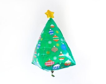 Christmas Tree Balloon