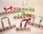 Christmas Ornament, Grandpa Ornament, Papaw Ornament, Mamaw Ornament, Custom Ornament,  Papaw Gift, Mimi, Mamaw, Nana Ornament, Mom, Grandma