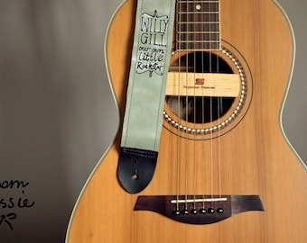 Personalized Guitar Straps