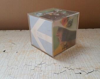Hallmark Snap Shot Photo Cube