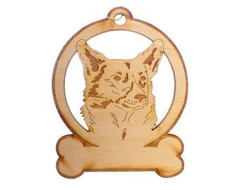 Pembroke Corgi Ornament - Pembroke Corgi Ornaments - Pembroke Corgi Memorial - Pembroke Corgi Gifts - Pembroke Corgi Gift -Personalized Free