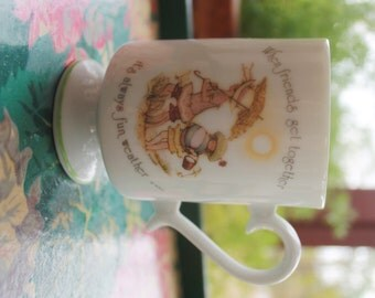 Holly Hobbie Tea Cup