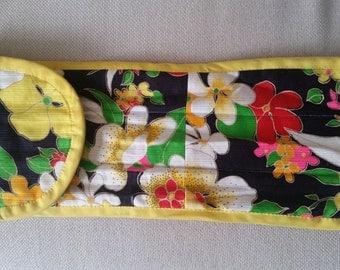 70s Vintage Knitting Needle Case/ Organizer